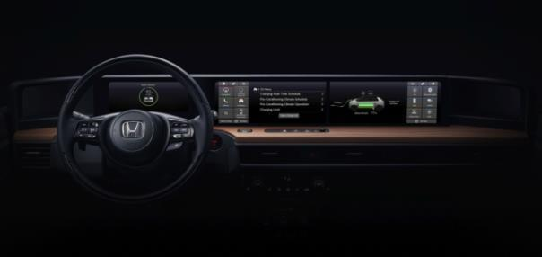 Honda Gewahrt Erste Einblicke In Sein Elektrofahrzeug